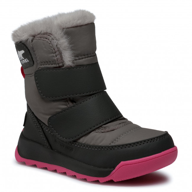 Snow Boots SOREL - Childrens Whitney™ II Strap NC3875 Quarry 052