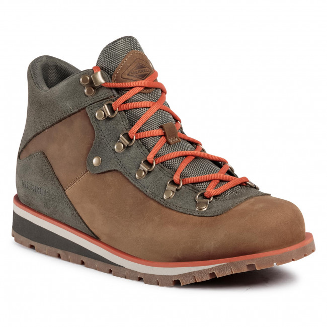 Trekker Boots MERRELL - West Fork Wp J000909 Butternut