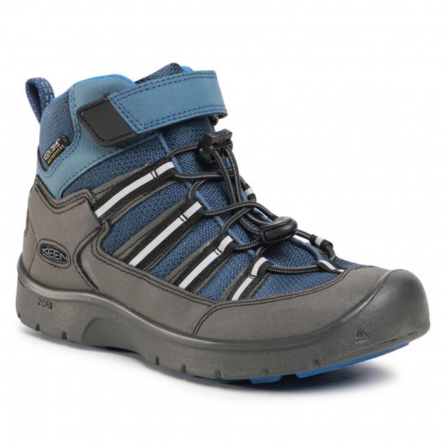Trekker Boots KEEN - Hikeport 2 Sport Mid Wp 1022781 Majolica/Sky Diver