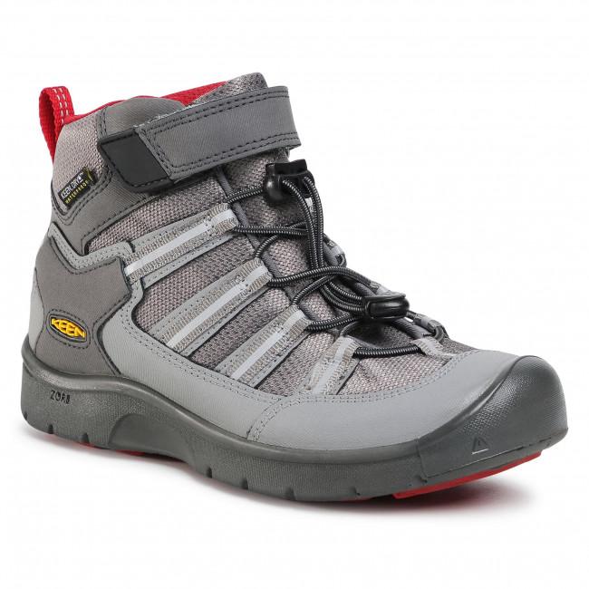 Trekker Boots KEEN - Hikeport 2 Sport Mid Wp 1022782  Magnet/Chili Pepper