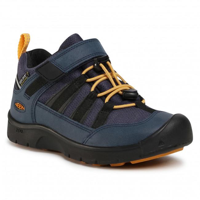 Trekker Boots KEEN - Hikeport 2 Low Wp 1023286 Blue Nights/Sunflower