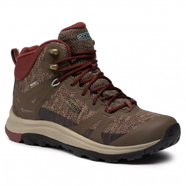Trekker Boots KEEN - Terradora II Mid Wp 1023497 Canteen/Andorra