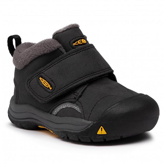 Boots KEEN - Kootenay III Mid Wp 1023697 Black/Keen Yellow