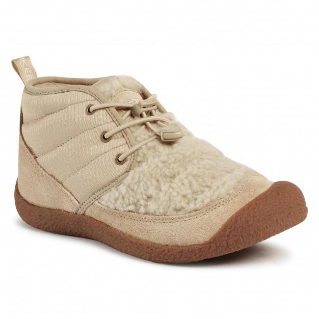 Ankle boots KEEN - Howser II Chukka 1023819  Fuwafuwa Safari