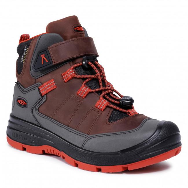Trekker Boots KEEN - Redwood Mid Wp 1023888 Coffe Bean/Picante