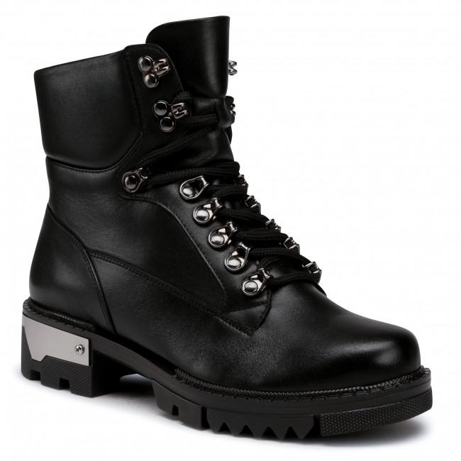 Hiking Boots BALDACCINI - 1519500 Czarna Ks/Siatka Cz
