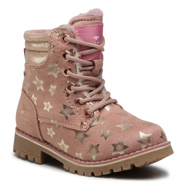Hiking Boots TOM TAILOR - 9070809 M Rose