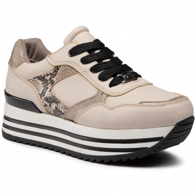 Trainers TOM TAILOR 9092503 Beige