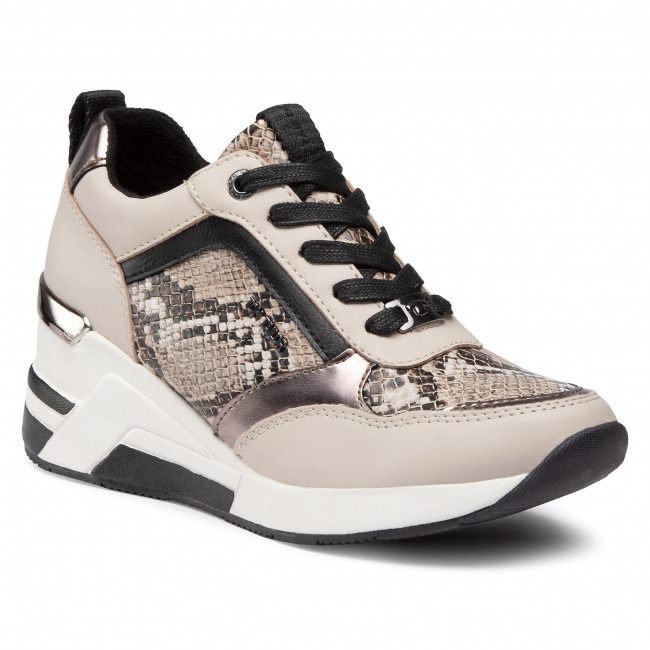 Trainers TOM TAILOR 9092603 Beige