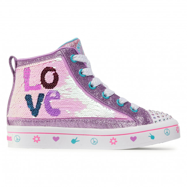 Trainers SKECHERS - Lilac Love 314028L