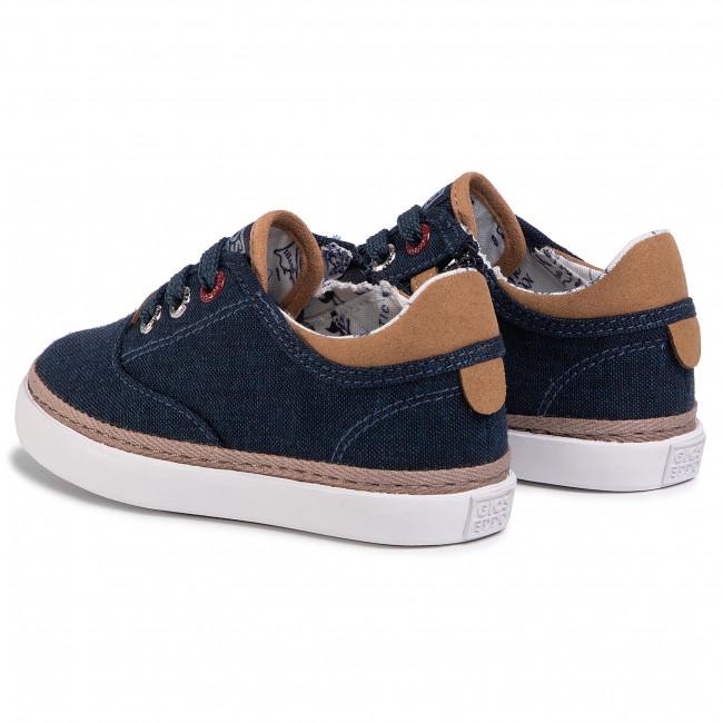 50/% OFF RRP 41768 Gioseppo Boys/' Hi-Top Sneaker Navy