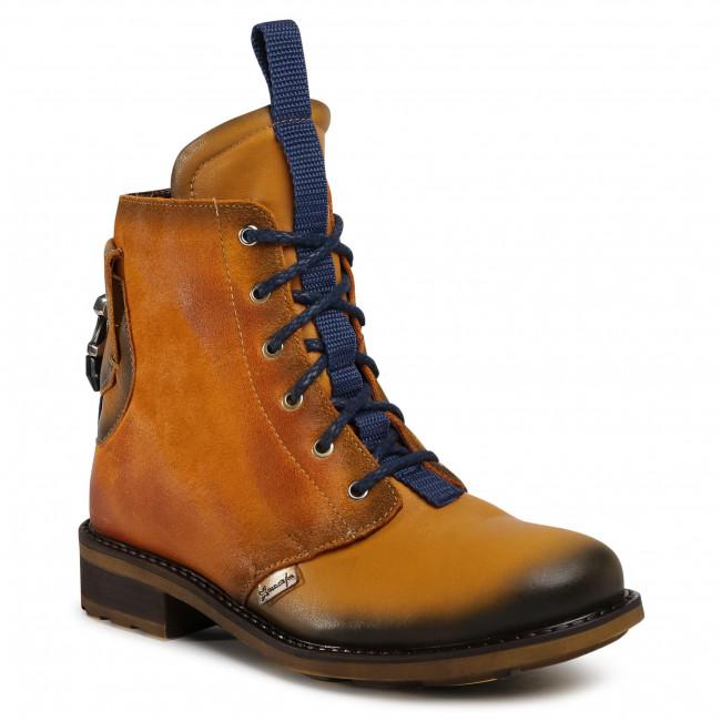 Ankle boots MACIEJKA - 04690-07/00-3 Żółty