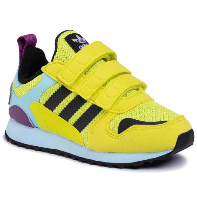 Footwear adidas - Zx 700 Hd Cf C FX5237  Aciyel/Cblack/Hazsky