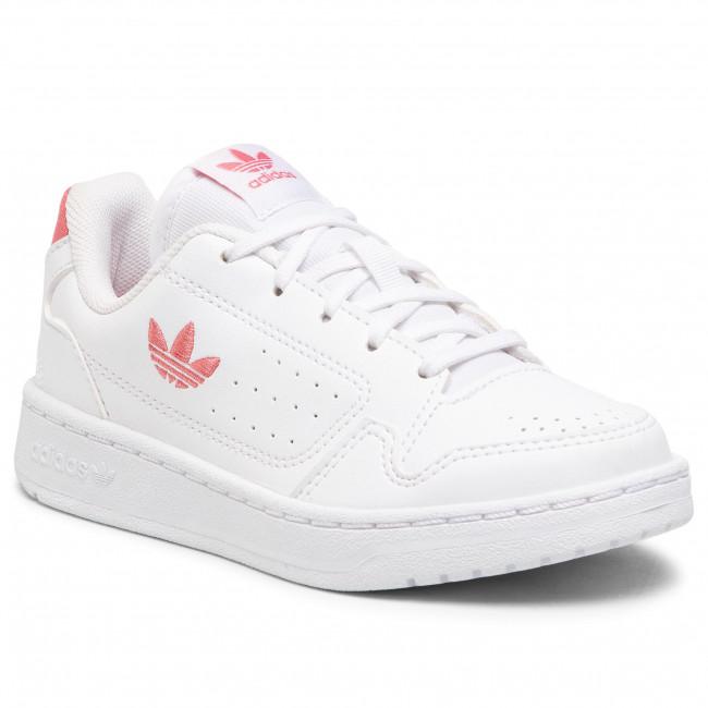 Footwear adidas - Ny 90 C FX6475 Ftwwht/Hazros/Ftwwht