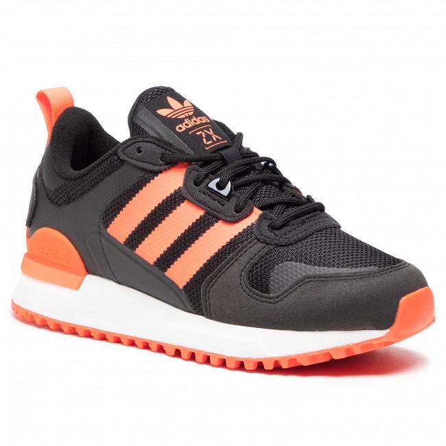 Footwear adidas - Zx 700 Hd J H68623 Cblack/Solred/Ftwwht