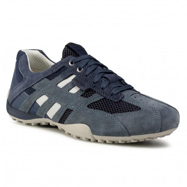 Shoes GEOX - U Snake K U4207K 02214