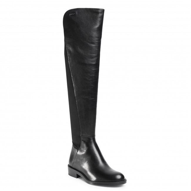 Over-Knee Boots LIU JO - Flora 4 SF0075 P0102 Black 22222