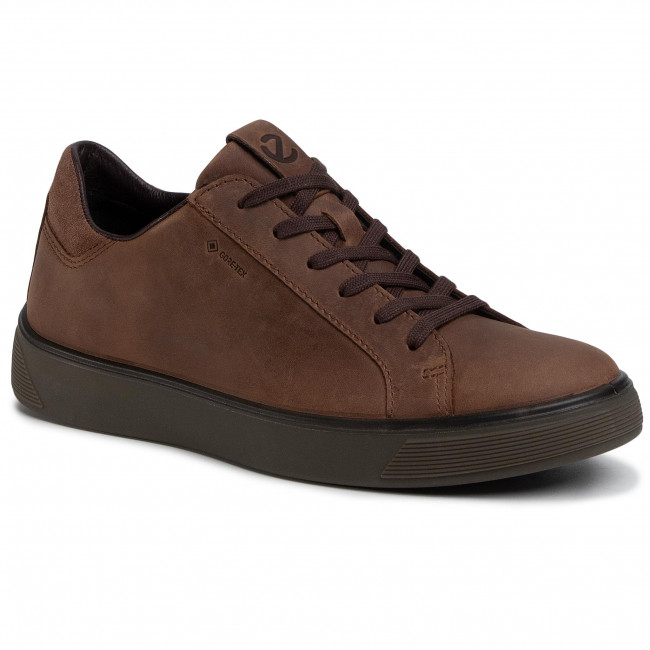 Shoes ECCO - Street Tray M GORE-TEX 50457455778  Cocoa Brown
