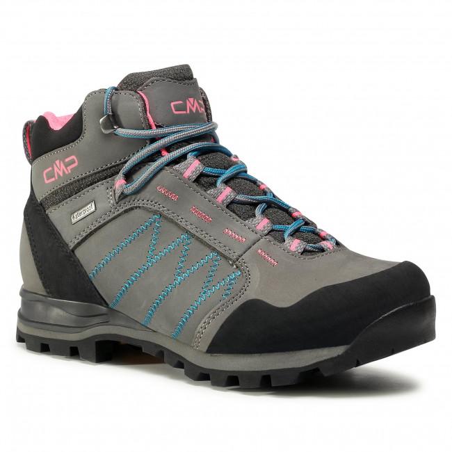 Trekker Boots CMP - Thiamat Mid Wmn Trekking Shoe Wp 30Q9566 Graffite