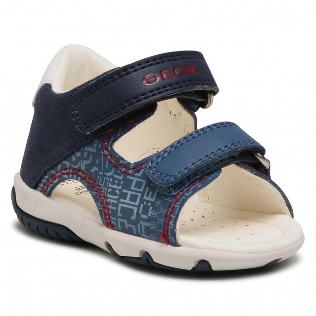 Sandals GEOX - B S Elba B. B B15L8B 05410 C0700  Navy/Avio
