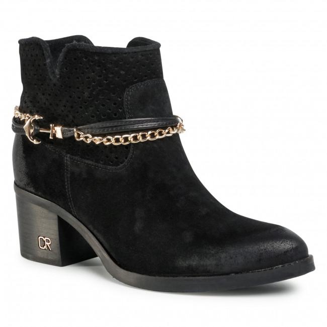Ankle boots CARINII - B5502  H20-000-000-D51