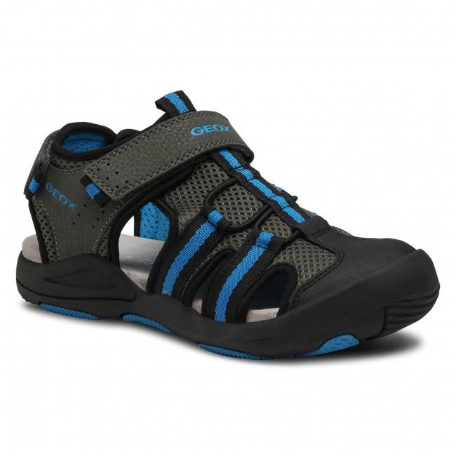 Sandals GEOX - J S. Kyle J15E1A 014CE C3030 D Military/Sky