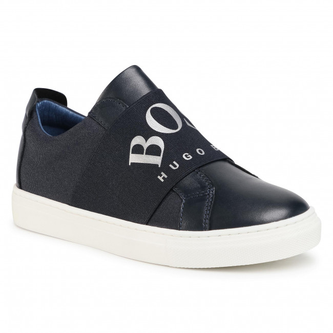 Trainers BOSS - J29227 S Navy 849