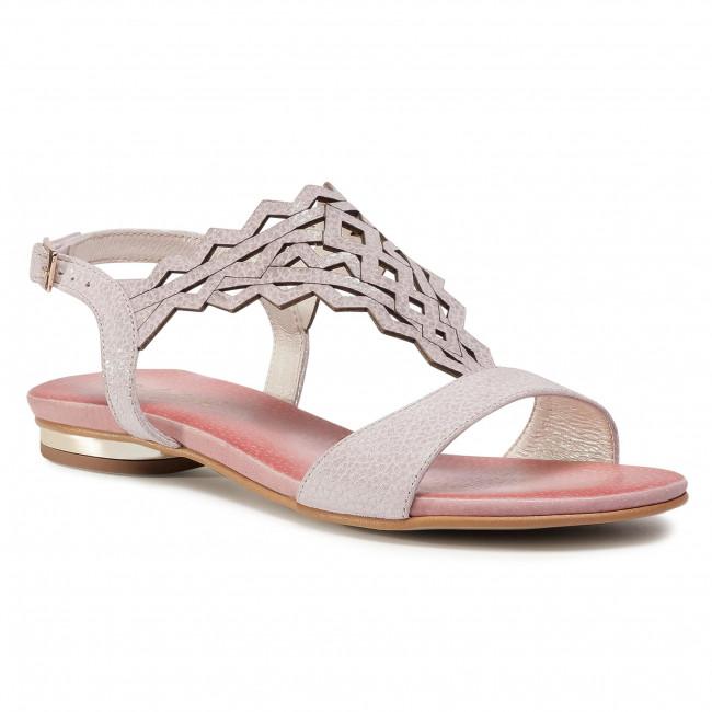 Sandals R.POLAŃSKI - 1150 Różowy Lico