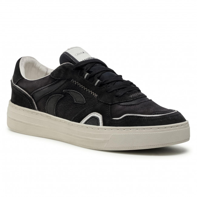Trainers CRIME LONDON - Low Top Off Court 11109AA3.20 Black