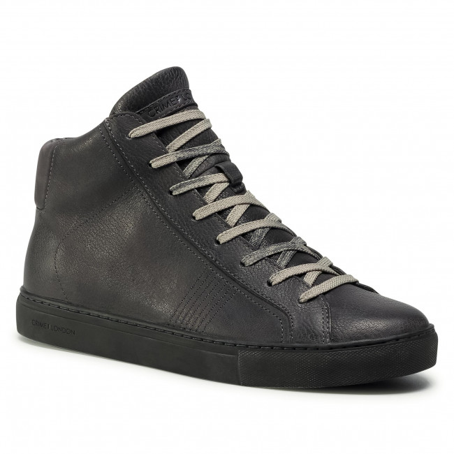 Boots CRIME LONDON - High Top Essential 11655AA3.33 Dark Grey