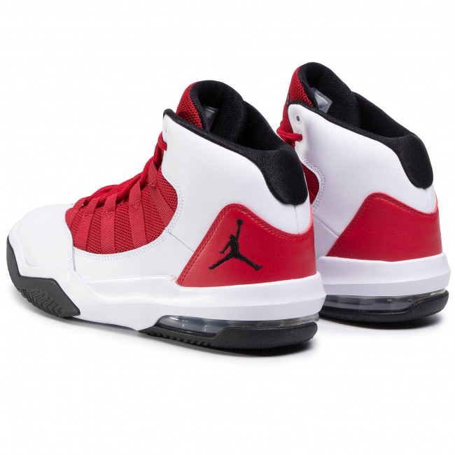 Footwear NIKE - Jordan Max Aura AQ9084 106 White/Black/Gym Red