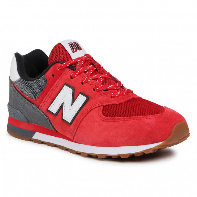 Trainers NEW BALANCE - GC574ATG Red