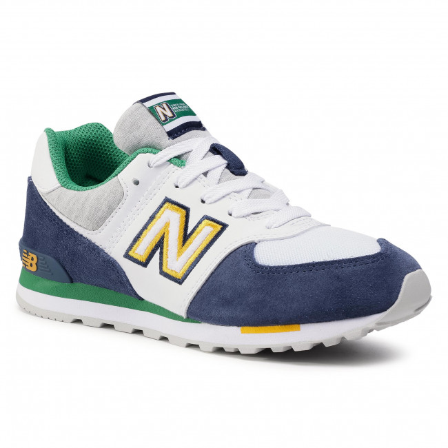 Trainers NEW BALANCE - GC574NLB Colourful White