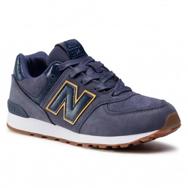 Trainers NEW BALANCE - GC574PNY Navy Blue