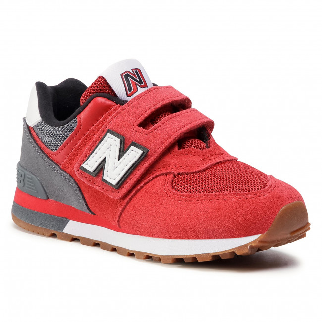 Trainers NEW BALANCE - YV574ATG Red