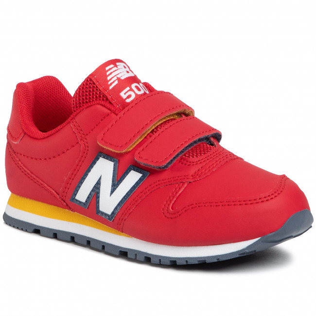 Trainers NEW BALANCE - YV500RRY Red