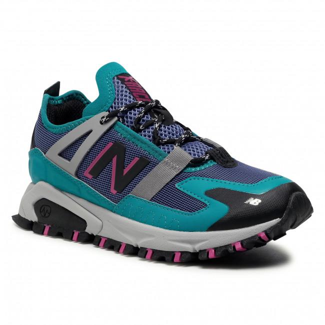 Trainers NEW BALANCE - WSXRCTXB  Blue Colourful