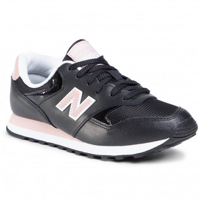 Trainers NEW BALANCE - WL393EP1 Black