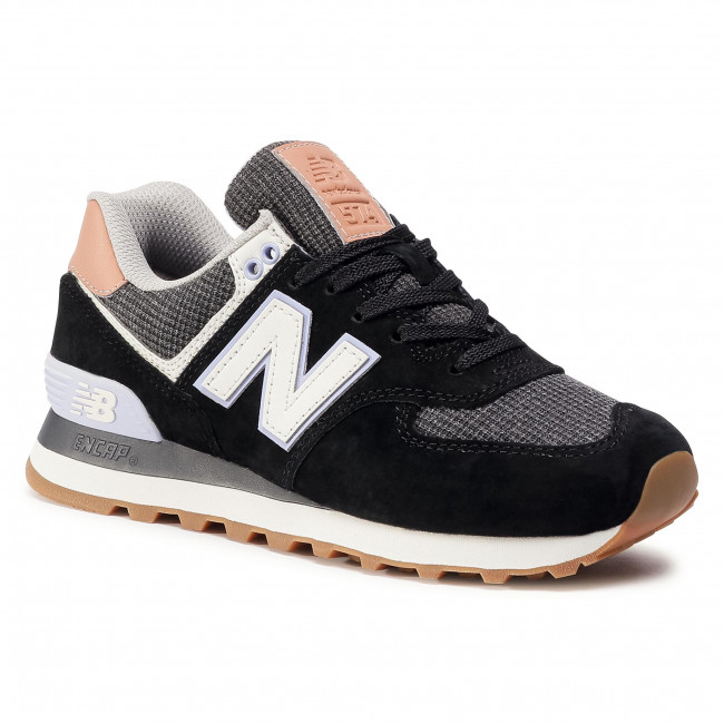 Trainers NEW BALANCE - WL574BCX Black