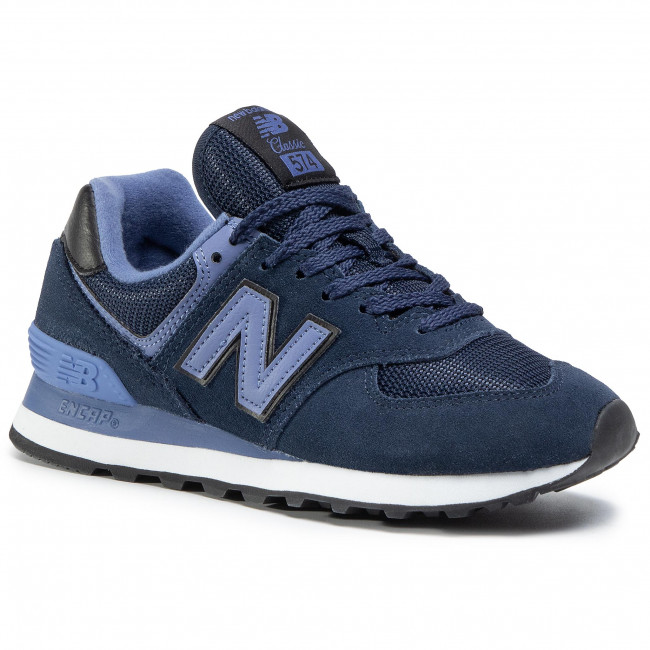 Trainers NEW BALANCE - WL574LBG  Navy Blue