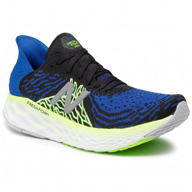 Footwear NEW BALANCE - M1080A10 Blue Colourful