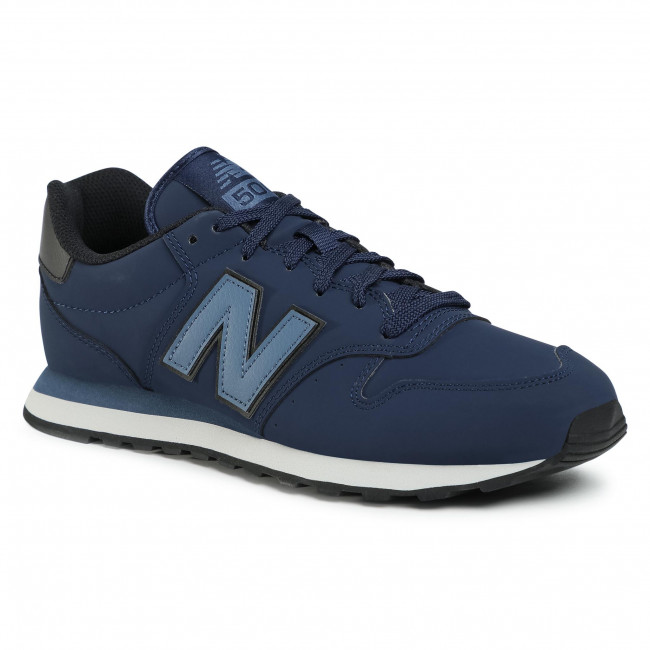 new balance mens 500 trainers navy Off 72%