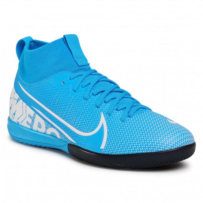 Footwear NIKE - Superfly 7 Academy Ic AT8135 414 Blue Hero/White/Obsidian