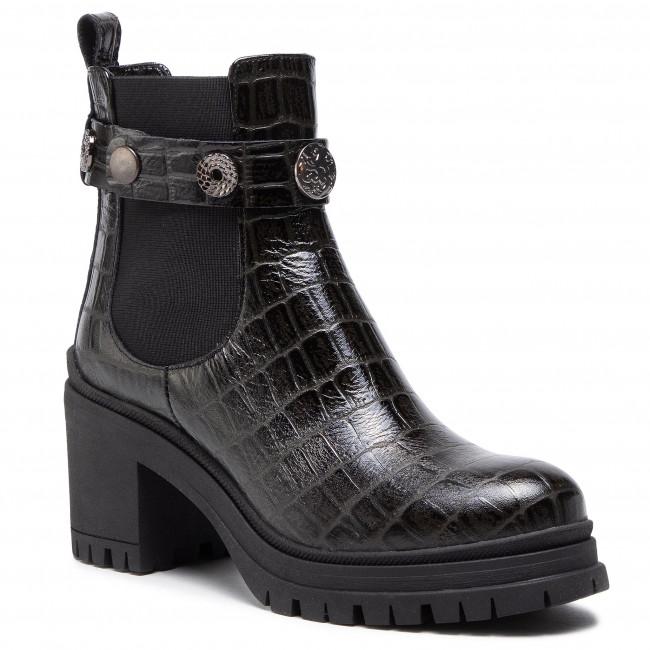 Ankle boots NESSI - 20759 Khaki Coco