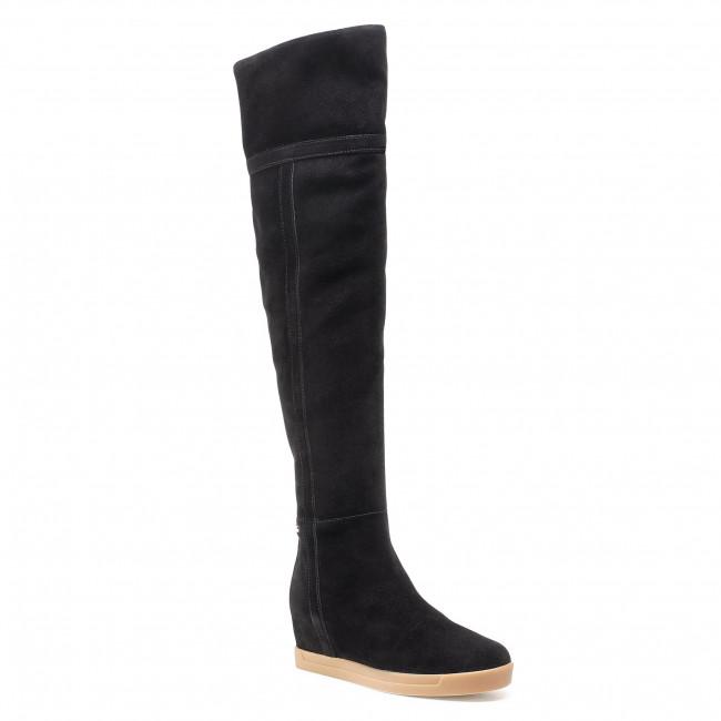 Over-Knee Boots CALVIN KLEIN - Florencia B4E00201 Black