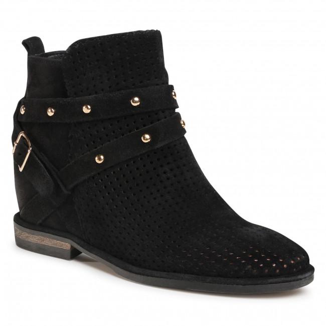 Ankle boots CARINII - B5527 H20-000-000-B89