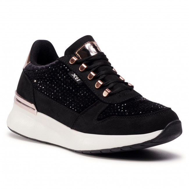 Trainers XTI - 44365 Black - Sneakers