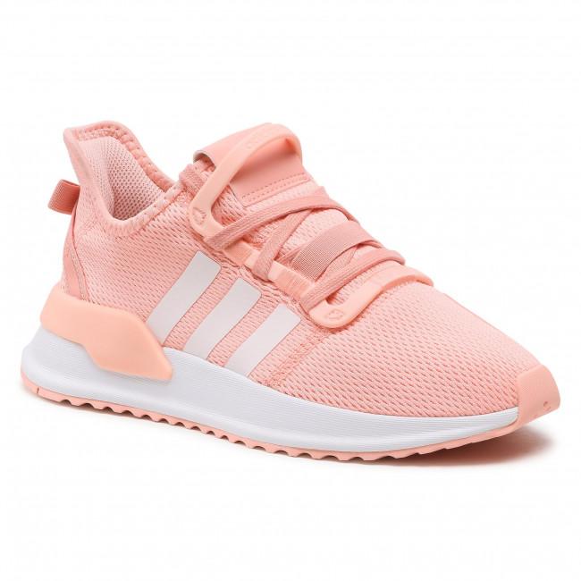 Footwear adidas - U_Path Run J FX5068 Glopnk/Ftwwht/Cblack