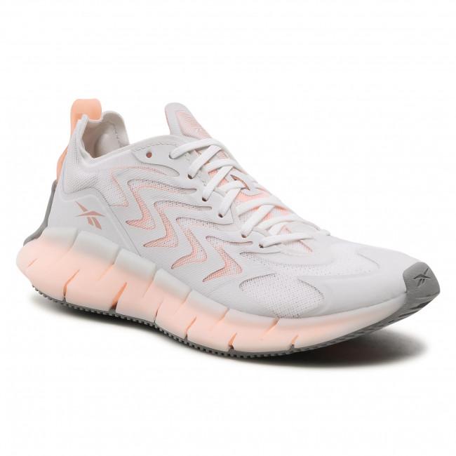 Footwear Reebok - Zig Kinetica 21 FX9411  Ftwwht/Trgry1/Aurorg