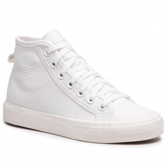 Footwear adidas - Nizza Hi B41643 Ftwwht/Ftwwht/Owhite
